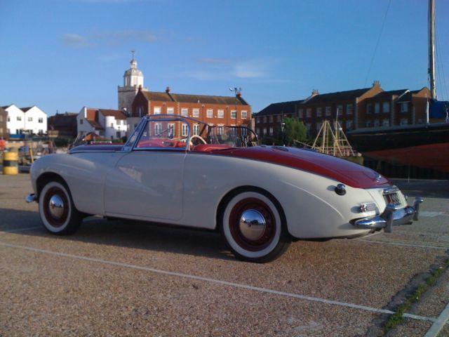 1953 Sunbeam Alpine Mk1