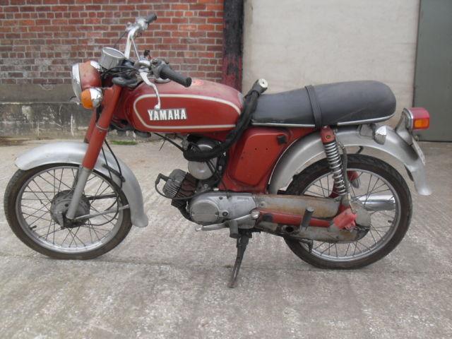 Yamaha FS1/YB 50