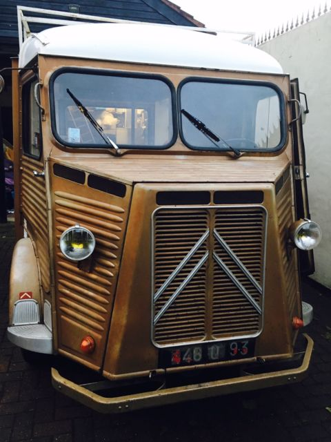 Citroen H HY HZ Camper Van 7000 miles from new! UK Based UK MOT'd to drive away