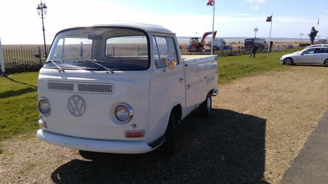 Volkswagen T2 Pick up 1972
