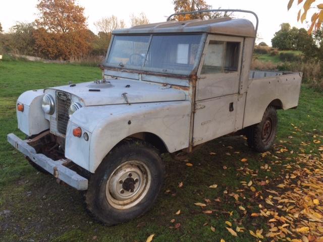 Land Rover Series 1 LWB 109