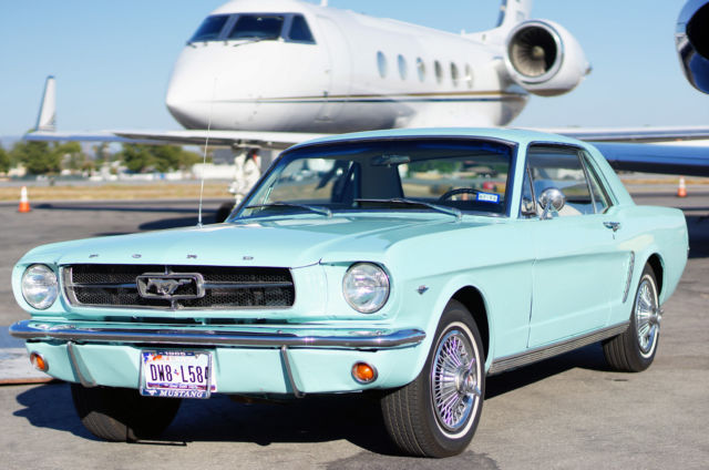 **REDUCED** 1965 Ford Mustang Base Hardtop 2-Door 4.7L