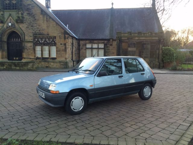 Renault 5 Campus 1.4 Automatic (1989) *Genuine 54,000 Miles *Excellent Condition