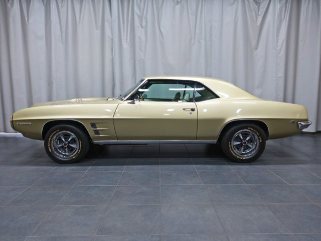 Pontiac: Firebird 400 Coupe