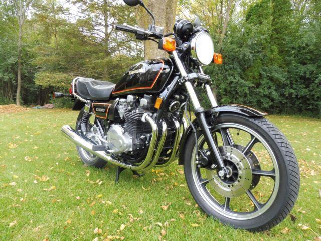 1982 KZ1000J