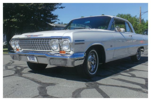 One of the nicest 63' Impala SS's in the Country