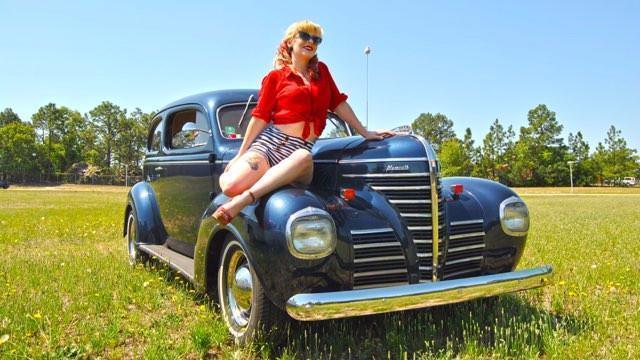 1939 Plymouth P8 DELUXE 2-DOOR TOURING SEDAN for sale!