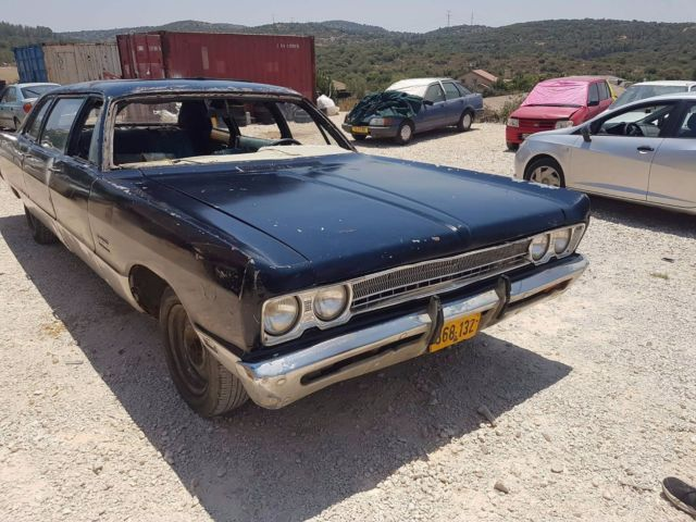 Plymouth Fury ןןן Eight Passenger