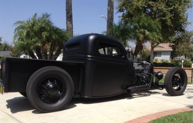 1936 Ford Truck Hotrod Ratrod