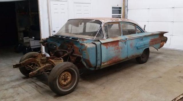 1960 Bel Air, Biscayne, Impala