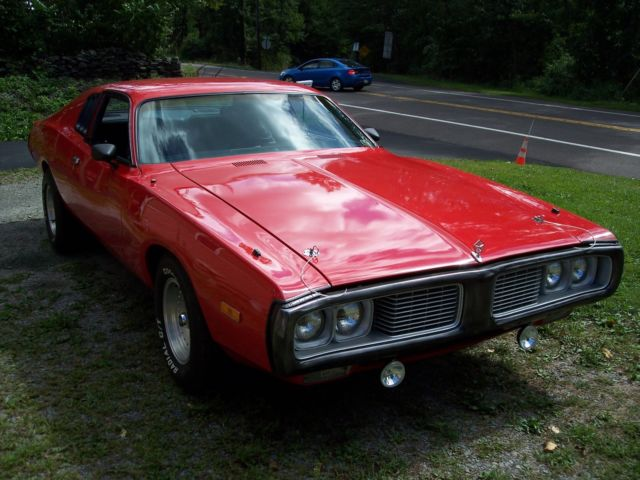 RESTOMODE 1973  DODGE CHARGER 440 CI 727 SURE GRIP 500HP POTENTIAL