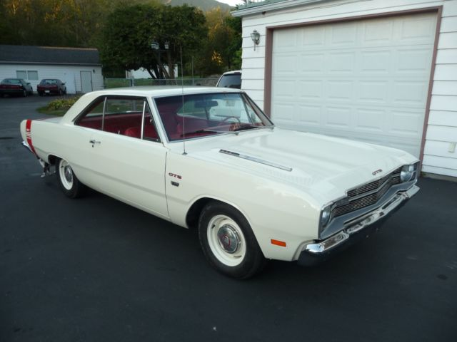 1969 Dodge Dart GTS Sport,  383/330 hp 4 Speed Real deal..
