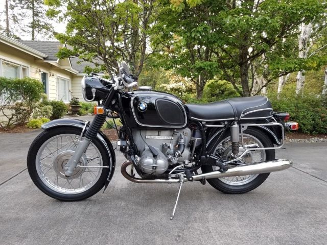 1973 BMW R75/5 - Matching numbers