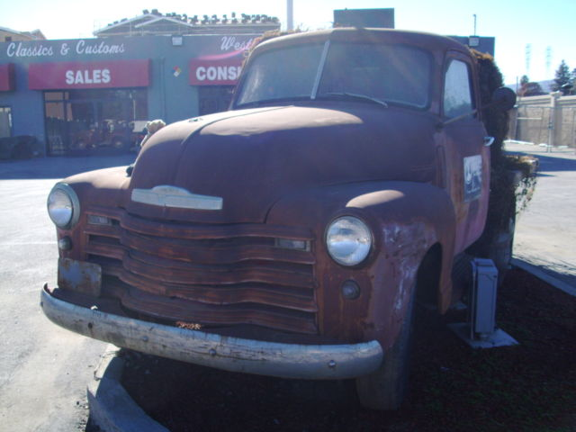 1947 Chevrolet Other Pickups Chevy, Patina, Truck, 3100, 3600, Shop Truck