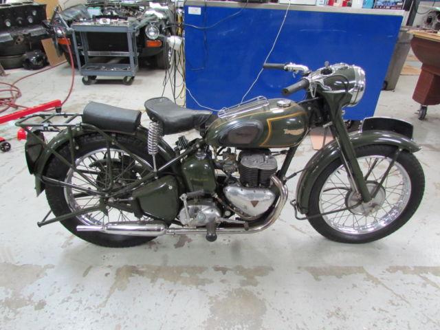 1957 Triumph Other