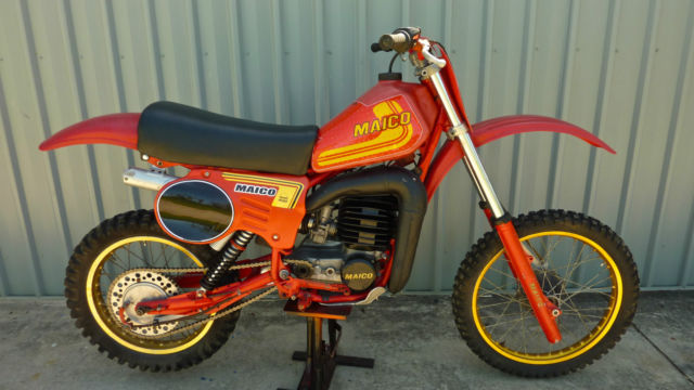 1980 Maico 440 Vmx Cr Rm Yz Ktm Twin Shock For Sale Cooroy