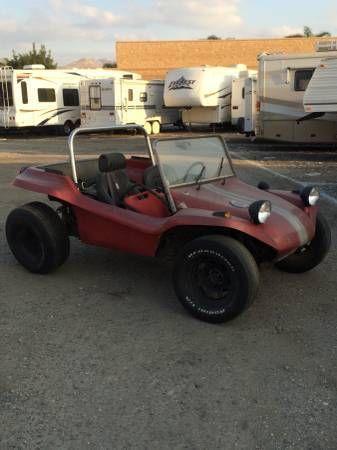1960's Volkswagen Beach Buggy