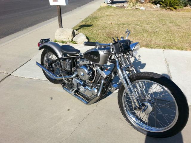 1975 Harley-Davidson Sportster For Sale Modesto, California