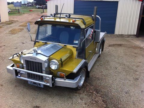 1973 Mini Moke Custom Ute, Urgent Sale Hence the Price! Be quick!