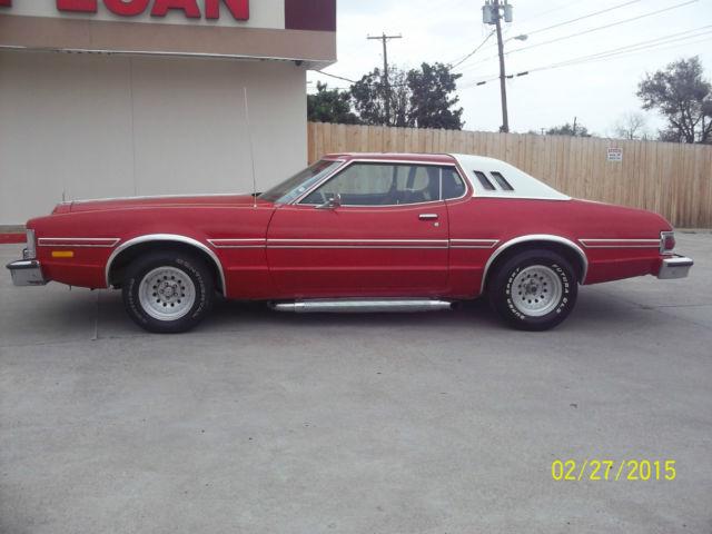 1976 Ford Torino Gran Torino Elite For Sale Weslaco, Texas