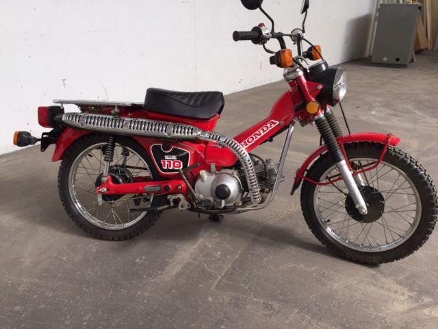 1986 Honda CT