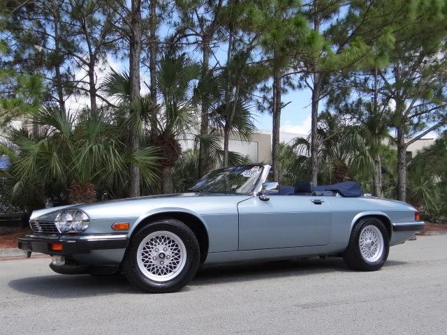 1989 Jaguar XJS XJS V12