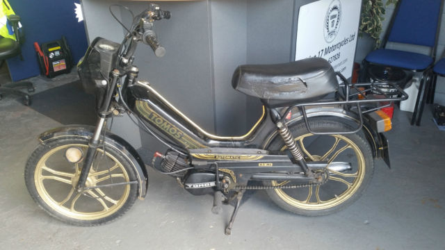 Tomos Moped For Sale
