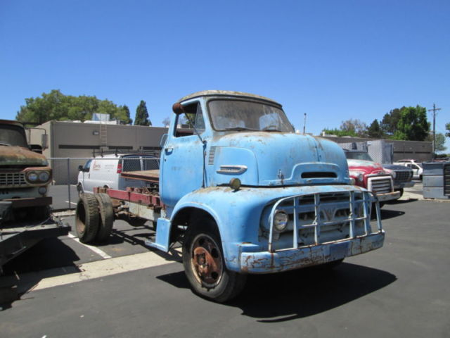 1953 Ford C600 COE