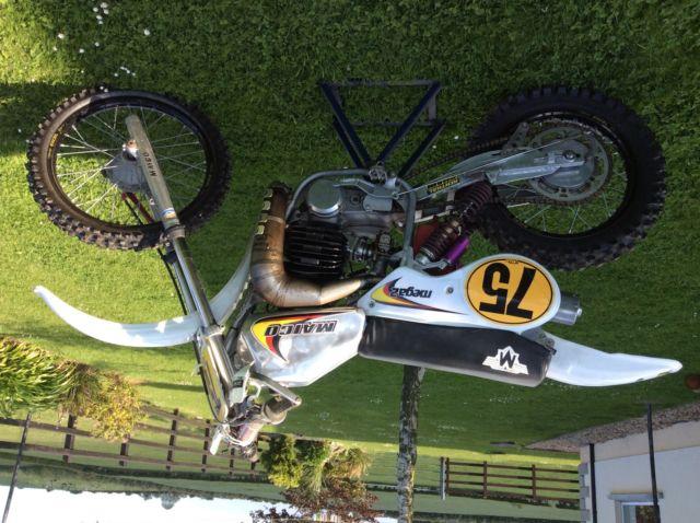 1981 Maico 400 Twinshock MX