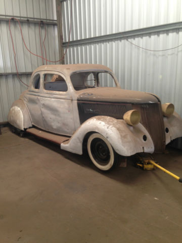 1936 Ford 5 window Coupe project