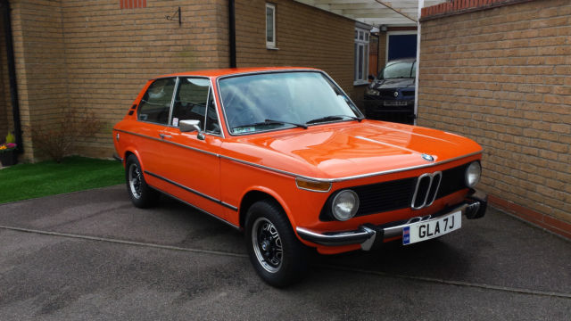 BMW 2002 TOURING, 1974 . POSSIBLY THE BEST IN THE COUNTRY ,  Service History.