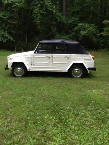 1973 Volkswagen Thing type/181