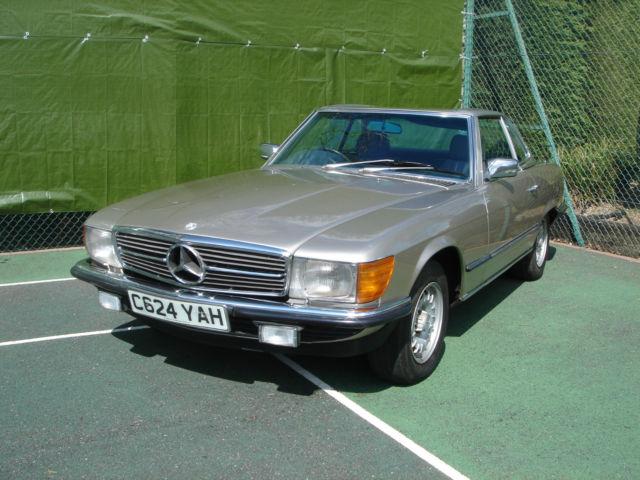 1985 Mercedes 280SL R107 - REDUCED