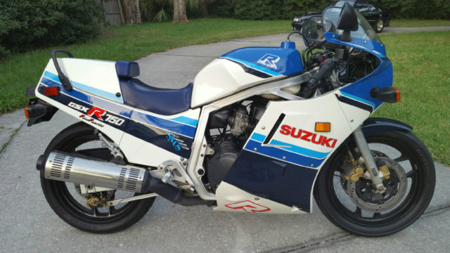 1986 Suzuki GSX-R
