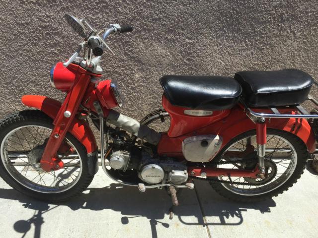 1965 Honda CT