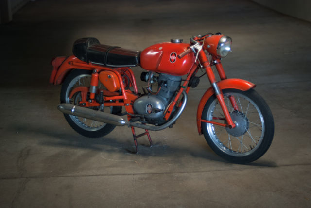 1961 Other Makes Gilera 105