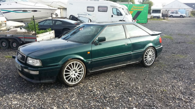 1990 Audi Coupe S2 Quattro Turbo 4wd B4 Barn Findprojecttrack