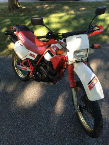 19860000 Yamaha XT
