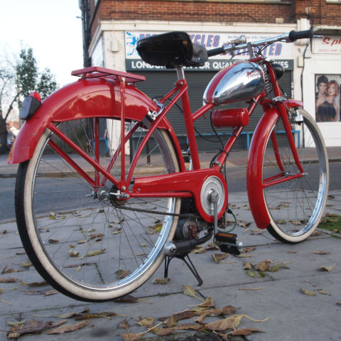 1960 Garelli Mosquito 38 Model, Very Rare Classic Vintage, Starts And Rides.
