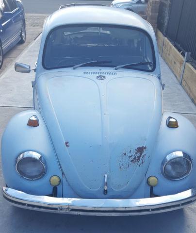 volkswagen 1500 beetle 1969 2d sedan manual 1 5l carb seats rh automotoclassicsale com 1970 VW Beetle 1970 VW Beetle