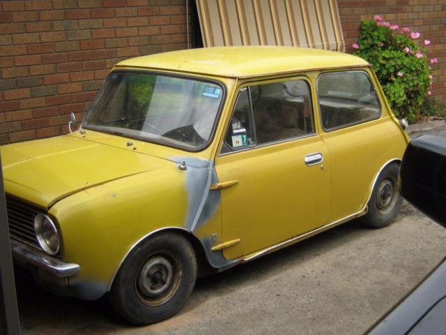 Mini Leyland 73 Model- Barn Find.