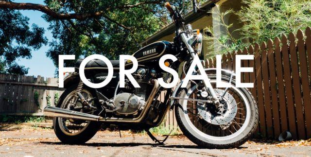 1975 YAMAHA XS650 For Sale Newtown, NSW, Australia