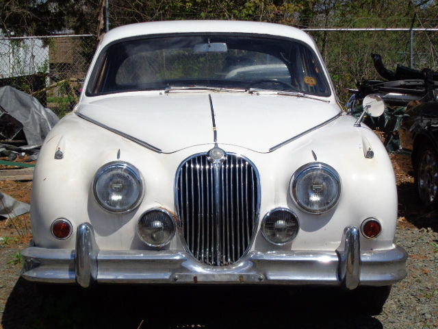 1961 JAGUAR 3.8 MRK II 4 SPD MANUAL-NICE RESTORATION PROJECT A GREAT PRICE!!