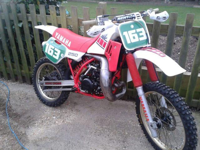 Yamaha YZ 250 1985