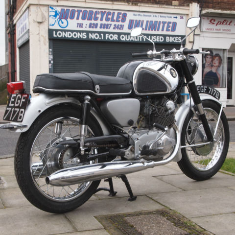 1964 Honda CB72  250cc Rare Classic Vintage. RESERVED