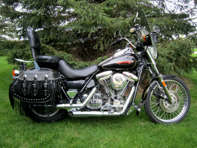 Genuine 1985 Harley Davidson Original Paint 1340 Evolution FXRS-SP Low Glide