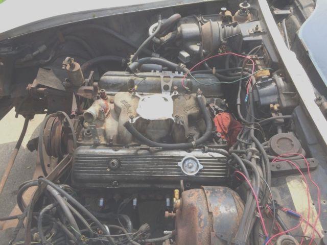 1969 Corvette t-top restoration project