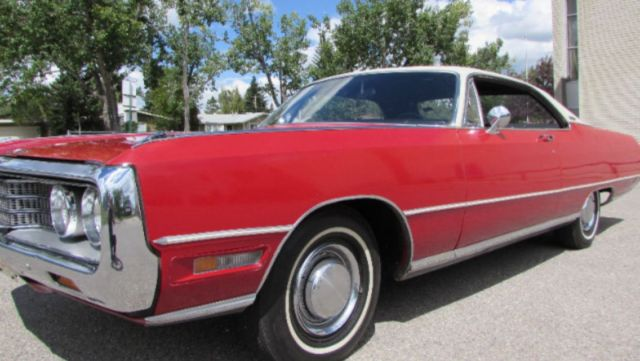 1969 Chrysler New Yorker Coupe Survivor