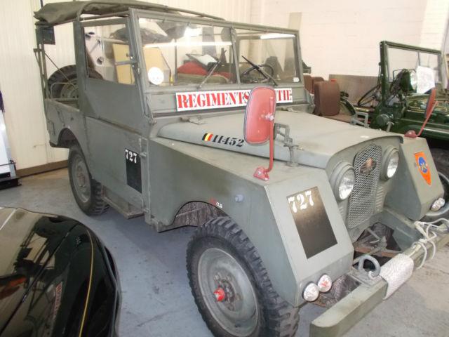 Land Rover Minerva