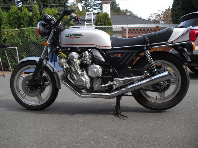 1979 CBX 1047cc